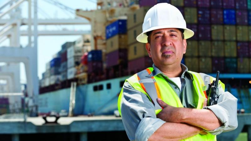 Port Worker